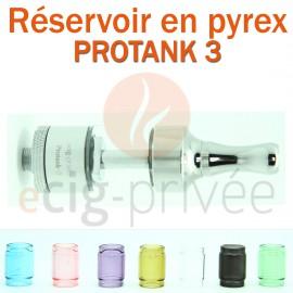 Réservoir en Pyrex pour cleromizer PROTANK 3