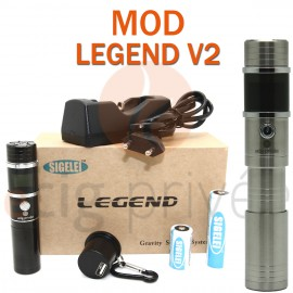 Kit complet LEGEND V2 de SIGELEI