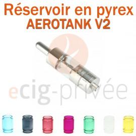 Réservoir en Pyrex pour clearomizer AEROTANK V2