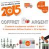 IDÉE CADEAU - COFFRET ARGENT !