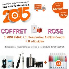 IDÉE CADEAU - COFFRET ROSE !