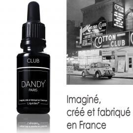 """E-liquide DANDY saveur """"Club"""" de Liquideo - 15ml pour e-cigarette"""