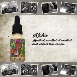 """E-liquide XBUD saveur """"Aloha"""" de Liquideo - 15ml pour e-cigarette"""
