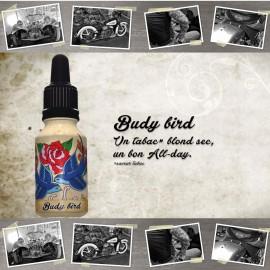 """E-liquide XBUD saveur """"BUDY BIRD"""" de Liquideo - 15ml pour e-cigarette"""