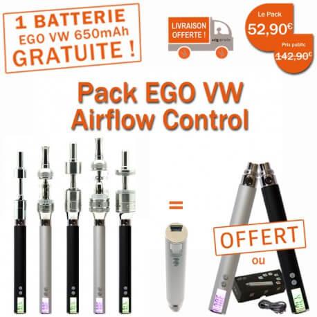 PROMO EGO VW - 1 achetée égale 1 offerte