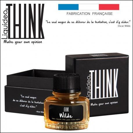 """E-liquide THINK saveur """"WILDE"""" de Liquideo - 30ml pour e-cigarette"""