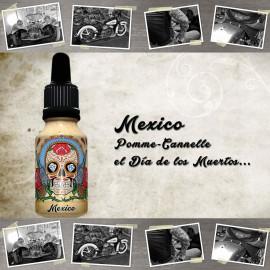 """E-liquide XBUD saveur """"MEXICO"""" de Liquideo - 15ml pour e-cigarette"""