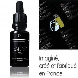 "E-liquide DANDY saveur ""54"" de Liquideo - 15ml"