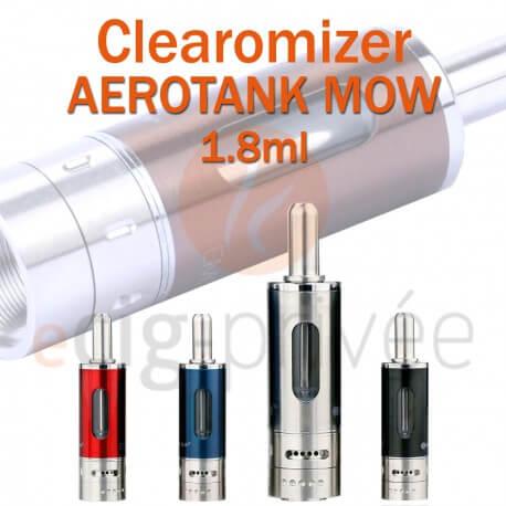 Clearomizer AEROTANK MOW 1.8ml de KANGERTECH pour e-cigarette