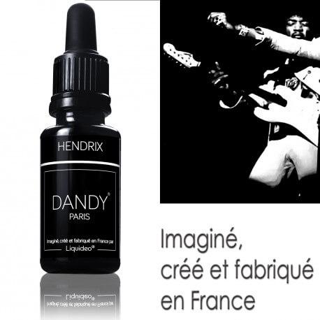 """E-liquide DANDY saveur """"Hendrix"""" de Liquideo - 15ml"""