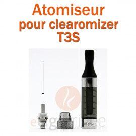 Pack de 5 résistances pour clearomizer T3S