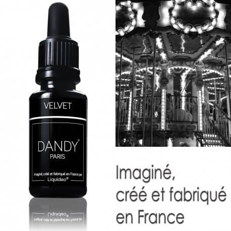 "E-liquide DANDY saveur ""Velvet"" de Liquideo - 15ml"