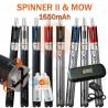 PACK PROMO - SPINNER 2 1650mAh et MOW 1.8ml