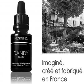 "E-liquide DANDY saveur ""Morning"" de Liquideo - 15ml"