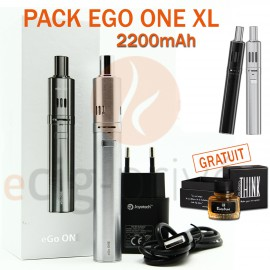 PACK PROMO - KIT EGO ONE 2200mAh de JOYETECH