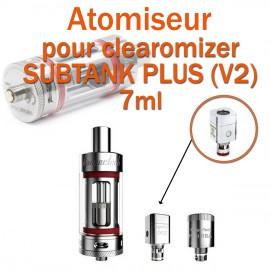 Pack de 5 résistances pour clearomizer SUBTANK PLUS 7ml