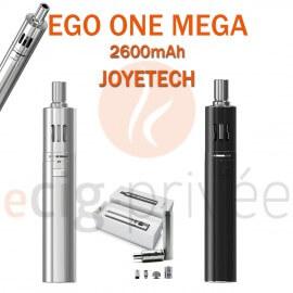 Kit complet EGO ONE MEGA 2600mAh de JOYETECH