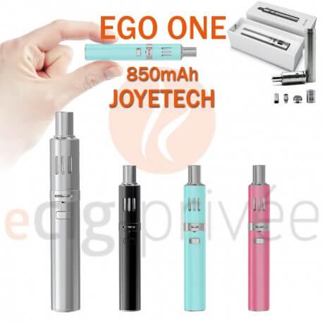Kit complet EGO ONE 850mAh de JOYETECH