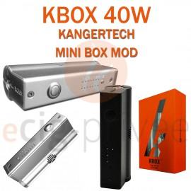 MINI BOX - KBOX 40W MOD de KANGERTECH pour e-cigarette