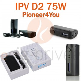 MINI BOX - IPV D2 75W MOD de PIONEER4YOU pour e-cigarette