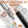 PACK PROMO EGO ONE VT 2300mAh