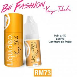 """E-liquide BY KENZO saveur """"RM73"""" de Liquideo - 10ml pour e-cigarette"""