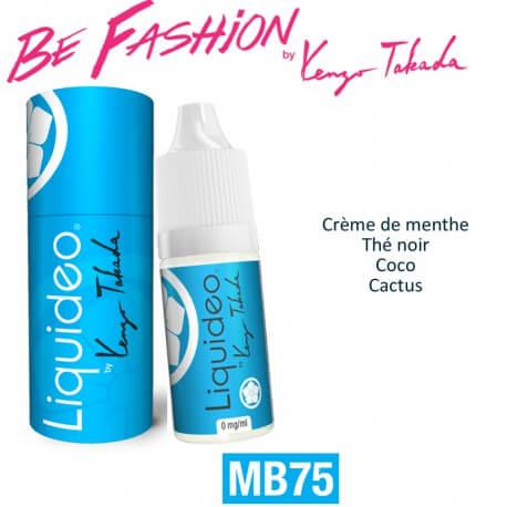 "E-liquide BY KENZO saveur ""MB75"" de Liquideo-10ml pour e-cigarette"