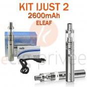 Kit complet IJUST 2 2600mAh de ELEAF