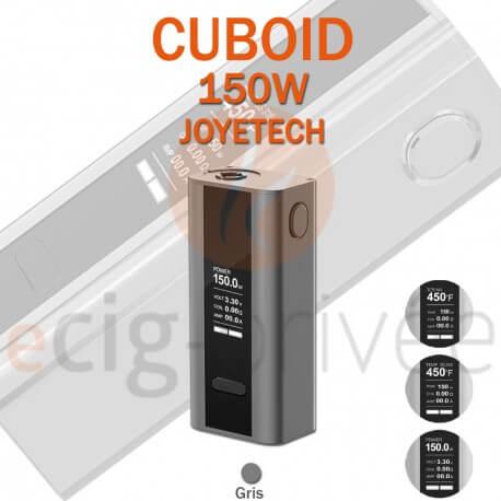 MINI BOX - CUBOID 150W de JOYETECH pour e-cigarette