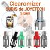 Clearomizer CUBIS de JOYETECH de capacité 3.5ml pour e-cigarette