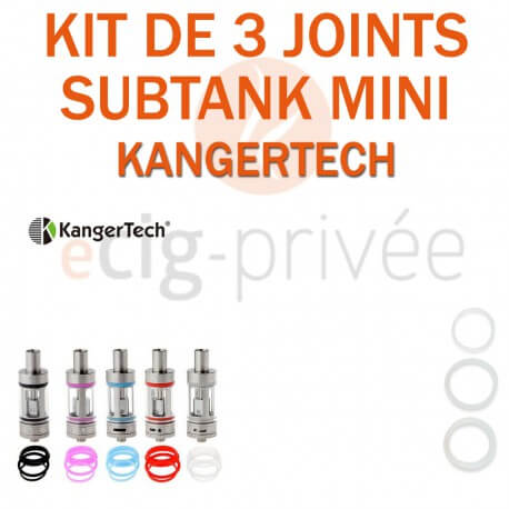 Kit joints pour SUBTANK MINI