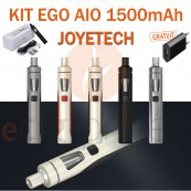 Kit complet EGO AIO 1500mAh de JOYETECH