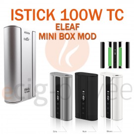 MINI BOX - ISTICK 100W TC d'ELEAF pour e-cigarette