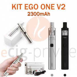 Kit complet EGO ONE V2 2300mAh de JOYETECH