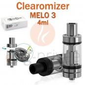Clearomizer MELO 3 d'ELEAF de capacité 4ml pour e-cigarette