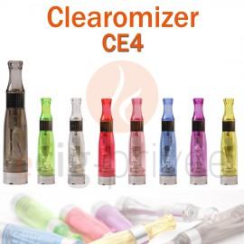 Clearomizer CE4 capacité de 1.6ml pour e-cigarette
