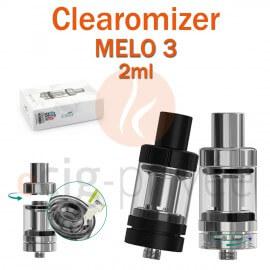 Clearomizer MELO 3 MINI d'ELEAF de capacité 2ml pour e-cigarette