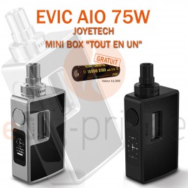 "PACK PROMO MINI BOX - KIT EVIC AIO 75W ""TOUT EN UN"""