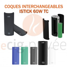 Coque interchangeable pour ISTICK 60W TC MINI BOX MOD