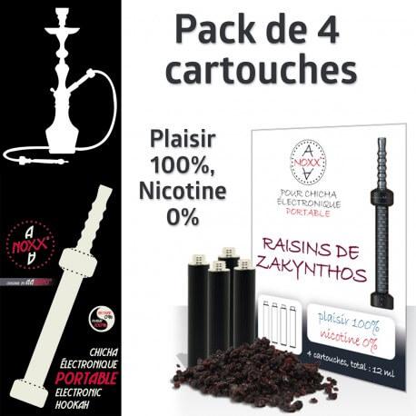 Capsules parfum Raisin de Zakynthos pour Chicha AANOXX®