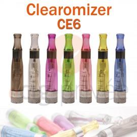 Clearomizer CE6 capacité de 1.6ml pour e-cigarette