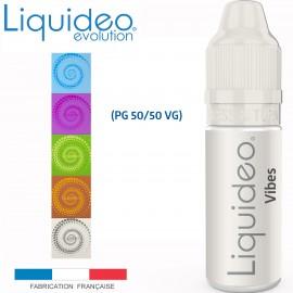 """VIBES"" E-liquide saveur SPACE de Liquideo-10ml pour e-cigarette"