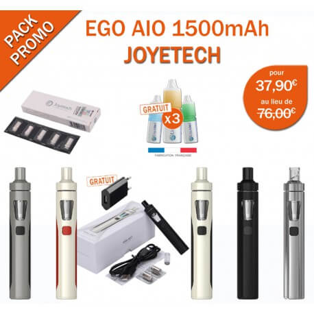 PACK PROMO MINI BOX - ISTICK 100W TC ET CUBIS 3.5ml