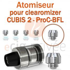 Pack de 5 résistances ProC-BFL pour clearomizer CUBIS 2