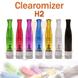 Clearomizer H2 capacité de 2.0ml pour e-cigarette
