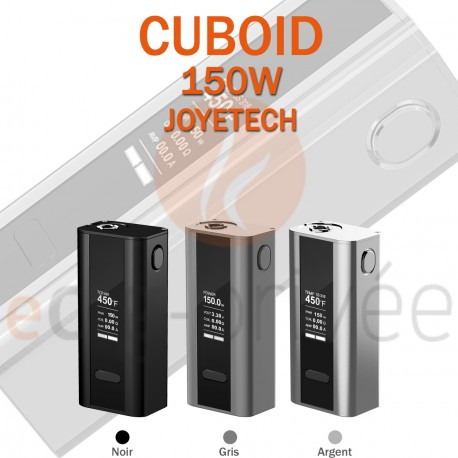 PACK PROMO MINI BOX - KIT CUBOID 150W ET MELO 3