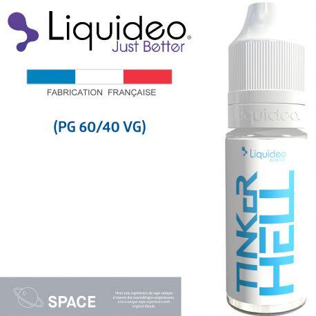 """""""TINKER HELL"""" E-liquide saveur SPACE de Liquideo-10ml pour e-cigarette"""