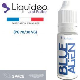 """""""Blue Alien"""" E-liquide saveur SPACE de Liquideo-10ml pour e-cigarette"""