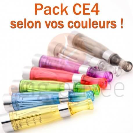 Clearomizer CE4 de 1.6ml pour e-cigarette