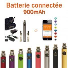 Batterie Bluetooth 900mAh ECIG-COACH pour e-cigarette